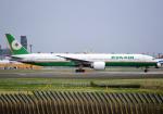 雲霧さんが、成田国際空港で撮影したエバー航空 777-35E/ERの航空フォト(写真)