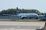 yabyanさんが、成田国際空港で撮影したキャセイパシフィック航空 A330-342Xの航空フォト(飛行機 写真・画像)