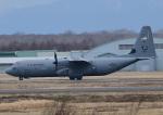 じーく。さんが、千歳基地で撮影したアメリカ空軍 C-130J-30 Herculesの航空フォト(写真)