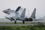 ハルモンさんが、茨城空港で撮影した航空自衛隊 F-15J Eagleの航空フォト(写真)