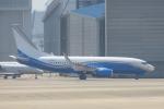 yabyanさんが、成田国際空港で撮影したアメリカ企業所有 737-79U BBJの航空フォト(飛行機 写真・画像)