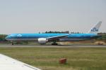 yabyanさんが、成田国際空港で撮影したKLMオランダ航空 777-306/ERの航空フォト(写真)