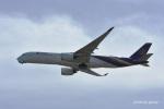 gucciyさんが、関西国際空港で撮影したタイ国際航空 A350-941XWBの航空フォト(写真)