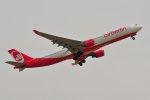 islandsさんが、マラガ空港で撮影したエア・ベルリン A330-322の航空フォト(写真)
