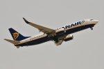 islandsさんが、マラガ空港で撮影したライアンエア 737-8ASの航空フォト(写真)