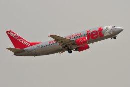 islandsさんが、マラガ空港で撮影したジェット・ツー 737-377(QC)の航空フォト(飛行機 写真・画像)