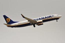 islandsさんが、マラガ空港で撮影したライアンエア 737-8ASの航空フォト(飛行機 写真・画像)