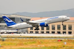 islandsさんが、マラガ空港で撮影したフィンエアー 757-2Q8の航空フォト(飛行機 写真・画像)