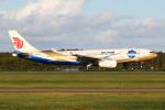 Jinxさんが、ブリスベン空港で撮影した中国国際航空 A330-243の航空フォト(写真)
