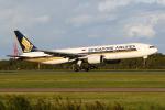 Jinxさんが、ブリスベン空港で撮影したシンガポール航空 777-212/ERの航空フォト(写真)