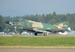 雲霧さんが、茨城空港で撮影した航空自衛隊 RF-4E Phantom IIの航空フォト(写真)