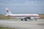 Izumixさんが、関西国際空港で撮影した中国東方航空 A320-214の航空フォト(写真)