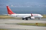 よしポンさんが、関西国際空港で撮影したイースター航空 737-86Jの航空フォト(写真)