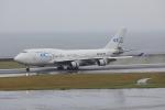 じゃりんこさんが、中部国際空港で撮影したパシフィック・エア・カーゴ 747-4B5(BCF)の航空フォト(写真)