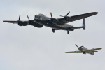 Tomo-Papaさんが、フェアフォード空軍基地で撮影したイギリス空軍 683 Lancaster B1の航空フォト(写真)