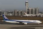 HNANA787さんが、羽田空港で撮影した全日空 777-381の航空フォト(写真)
