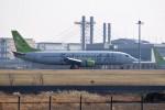 レドームさんが、羽田空港で撮影したソラシド エア 737-4M0の航空フォト(写真)