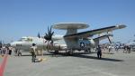 SVMさんが、厚木飛行場で撮影したアメリカ海軍 E-2D Advanced Hawkeyeの航空フォト(写真)