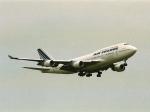 エルさんが、成田国際空港で撮影したエールフランス航空 747-428の航空フォト(写真)