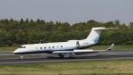 raichanさんが、成田国際空港で撮影したメトロジェット G-V-SP Gulfstream G550の航空フォト(写真)
