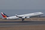 Scotchさんが、中部国際空港で撮影したフィリピン航空 A340-313Xの航空フォト(飛行機 写真・画像)