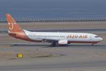 Scotchさんが、中部国際空港で撮影したチェジュ航空 737-85Fの航空フォト(写真)