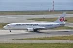 よしポンさんが、関西国際空港で撮影した日本トランスオーシャン航空 737-446の航空フォト(写真)