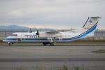 キイロイトリさんが、関西国際空港で撮影した海上保安庁 DHC-8-315 Dash 8の航空フォト(写真)
