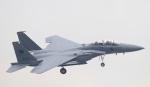 Seiiさんが、パヤ・レバー空軍基地で撮影したシンガポール空軍 F-15SG Eagleの航空フォト(写真)