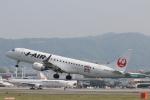 yuuki1214さんが、伊丹空港で撮影したジェイ・エア ERJ-190-100(ERJ-190STD)の航空フォト(写真)