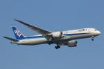 安芸あすかさんが、羽田空港で撮影した全日空 787-9の航空フォト(写真)