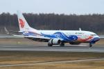 ウッディーさんが、新千歳空港で撮影した中国国際航空 737-89Lの航空フォト(写真)