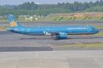 amagoさんが、成田国際空港で撮影したベトナム航空 A321-231の航空フォト(写真)