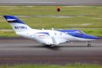 Dickiesさんが、静岡空港で撮影したウェルズ・ファーゴ・バンク・ノースウェスト HA-420の航空フォト(写真)