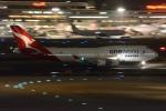 SKY☆101さんが、羽田空港で撮影したカンタス航空 747-438/ERの航空フォト(写真)