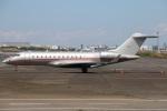 たみぃさんが、羽田空港で撮影したビスタジェット BD-700-1A10 Global 6000の航空フォト(写真)