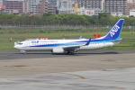 sumihan_2010さんが、福岡空港で撮影した全日空 737-881の航空フォト(写真)