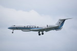 kumagorouさんが、那覇空港で撮影した海上保安庁 G-V Gulfstream Vの航空フォト(飛行機 写真・画像)