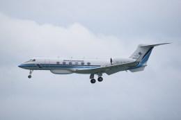 kumagorouさんが、那覇空港で撮影した海上保安庁 G-V Gulfstream Vの航空フォト(写真)