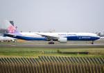 雲霧さんが、成田国際空港で撮影したチャイナエアライン 777-309/ERの航空フォト(写真)