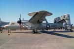 szkkjさんが、厚木飛行場で撮影したアメリカ海軍 E-2D Advanced Hawkeyeの航空フォト(写真)