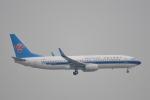 LEGACY-747さんが、香港国際空港で撮影した中国南方航空 737-86Nの航空フォト(写真)