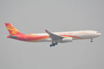 LEGACY-747さんが、香港国際空港で撮影した香港航空 A330-343Xの航空フォト(飛行機 写真・画像)