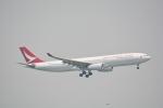 LEGACY-747さんが、香港国際空港で撮影したキャセイドラゴン A330-343Xの航空フォト(飛行機 写真・画像)