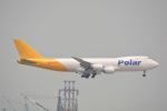 LEGACY-747さんが、香港国際空港で撮影したアトラス航空 747-87UF/SCDの航空フォト(飛行機 写真・画像)