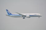 LEGACY-747さんが、香港国際空港で撮影した全日空 787-9の航空フォト(写真)