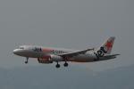 LEGACY-747さんが、香港国際空港で撮影したジェットスター・アジア A320-232の航空フォト(飛行機 写真・画像)