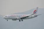 LEGACY-747さんが、香港国際空港で撮影した中国東方航空 737-79Pの航空フォト(飛行機 写真・画像)