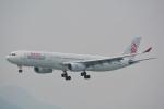 LEGACY-747さんが、香港国際空港で撮影した香港ドラゴン航空 A330-342の航空フォト(飛行機 写真・画像)