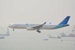 LEGACY-747さんが、香港国際空港で撮影したガルーダ・インドネシア航空 A330-343Xの航空フォト(写真)